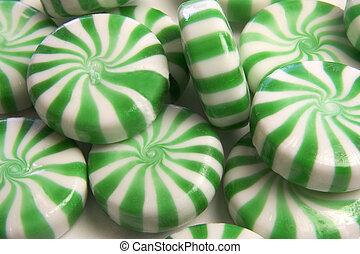 Peppermints - Mint candies