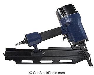 Nail Gun - Isolated Air Nail Gun