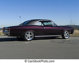 Sweet Power - 67 SS Chevelle Show Car