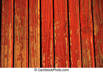 Weathered Wood - Wooden planks weatherd by age and use.