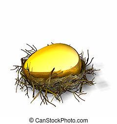 Nest Egg 1