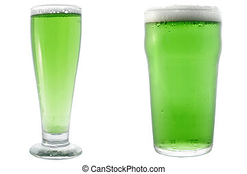 Green Beer for St Patrick\\\'s Day