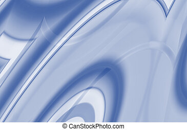 curves abstract background