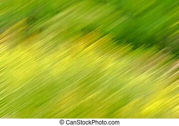 Summer blur - sunny background