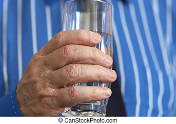 glass of water - glass