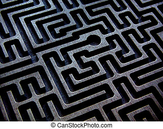 Labyrinth - texture