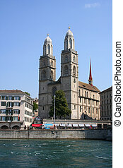 Zurich - Digital photo of zurich in switzerland.