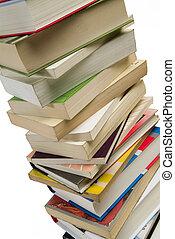 books - Pile of books