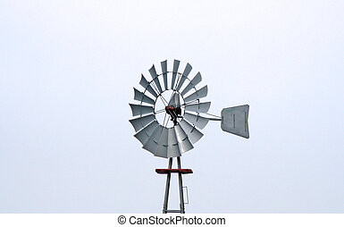 Windmill - A old windmill used to pump water