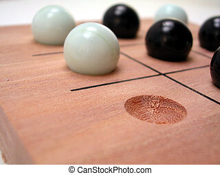 Your Move - Business Strategy Concept: YOUR MOVE Shallow...
