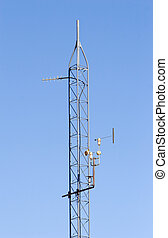 weather station - weather antenna
