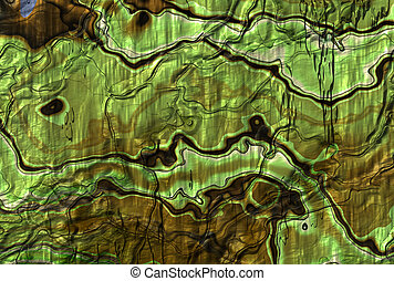 abstract map 1 - contour map background abstract