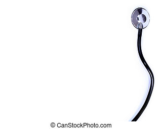 stethoscope - you can put yout text in a frame of...