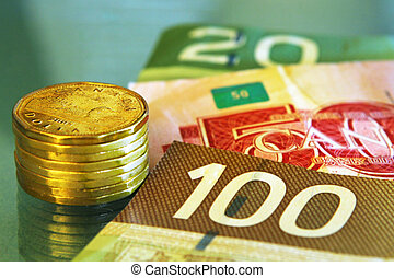 CAD - Canadian currency