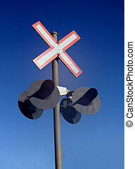train signalisation - train indication
