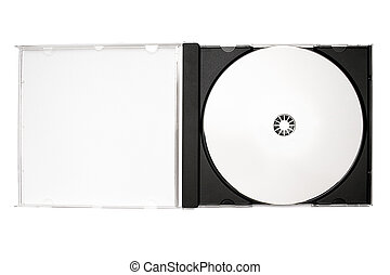 Open Disc Case
