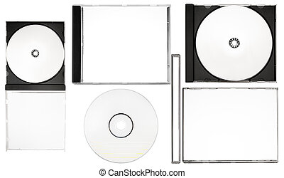 Disc Labeling Set - Complete disc labelling set. Each object...
