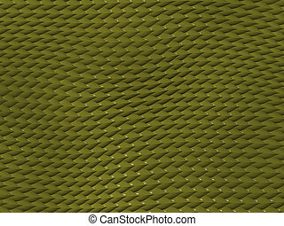 Reptile texture series - green lizard stylized