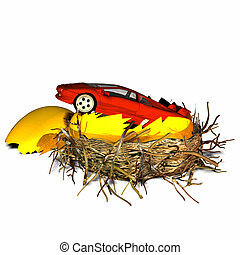 New Car Nest Egg