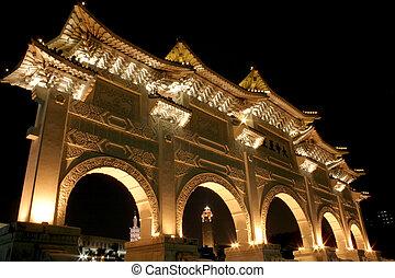 Chiang Kai-Shek - National Chiang Kai-Shek Memorial in...