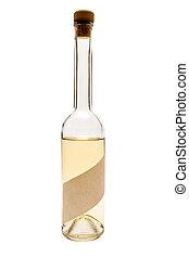 clair, bouteille, boissons alcoolisées