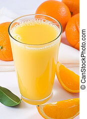 Orange Juice - Fresh orange juice
