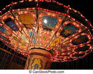 fairground - fair