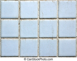 Building element - ceramic tile