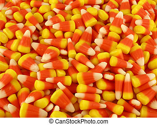 Candy corn, a Halloween tradition