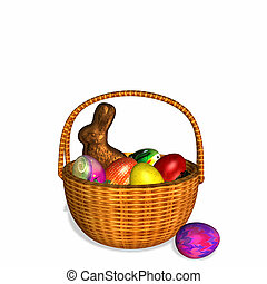 Easter Basket 1
