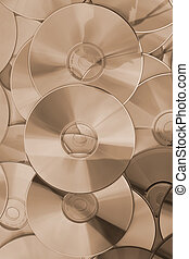 CD\\\'s - Large number of CD\\\'s