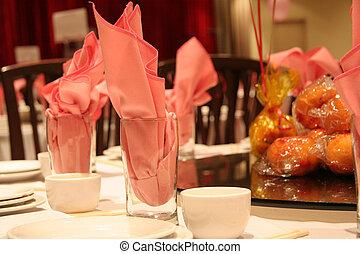 Chinês, restaurante