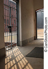 Shadow - Seodaemun Prison History Hall, Seoul, South Korea