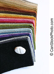 Suede - Suede, color card