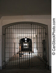 Jail block - Seodaemun Prison History Hall, Seoul, South...