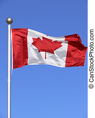 Oh Canada - Canadian flag