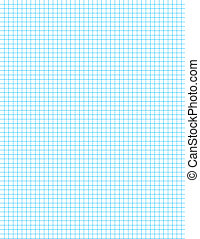 blue grid on white