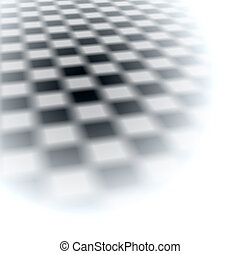 3d Tiled DanceFloor - it\\\'s an abstract checker / chess...