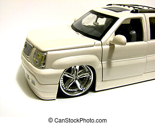 Caddilac Escalade - luxury pimpin wagon