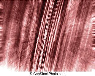 red matrix zoom blur