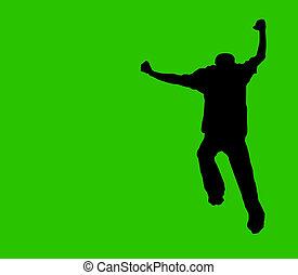 Green -Run Away!