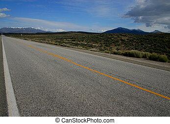 Lost Highway - Nevada Highway