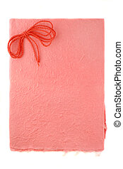 pink background - textured background paper