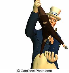 Tax Man Cometh 1