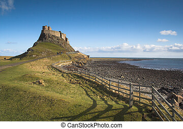 Lindisfarne - The Holy Island of Lindisfarne
