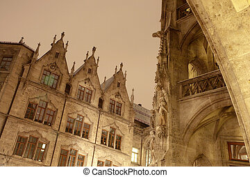 Munich #28 - The Neues Rathaus in Munich