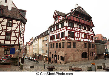 Munich #51 - Albrecht Durer Haus  in Nuerenburg - Germany