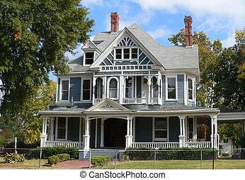 Historic Home - Historic Victorian Style House