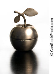 gold apple - sign of succes