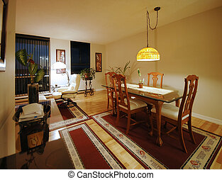 Dining room - interior architecture